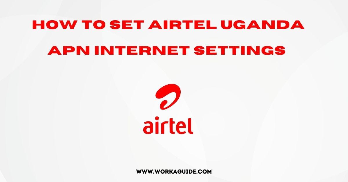 Airtel APN Internet settings