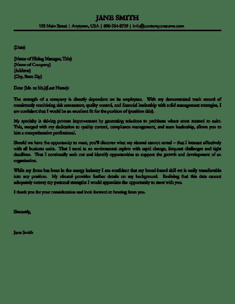 sales management cover letters - Targer.golden-dragon.co