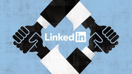 LinkedIn Handshakes