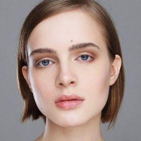 Зимний макияж 2018
