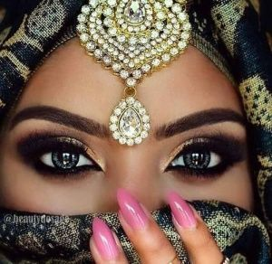 Секреты арабской косметики