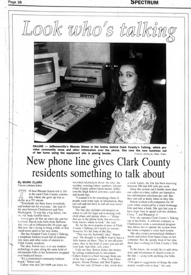 Look who's talking - New Albany Tribune, May 01, 1994, p2B[6248]