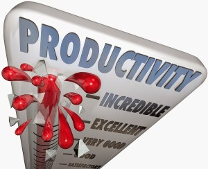 bigstock-The-word-Productivity-on-a-the-51526567