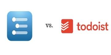 Workflowy vs Todoist