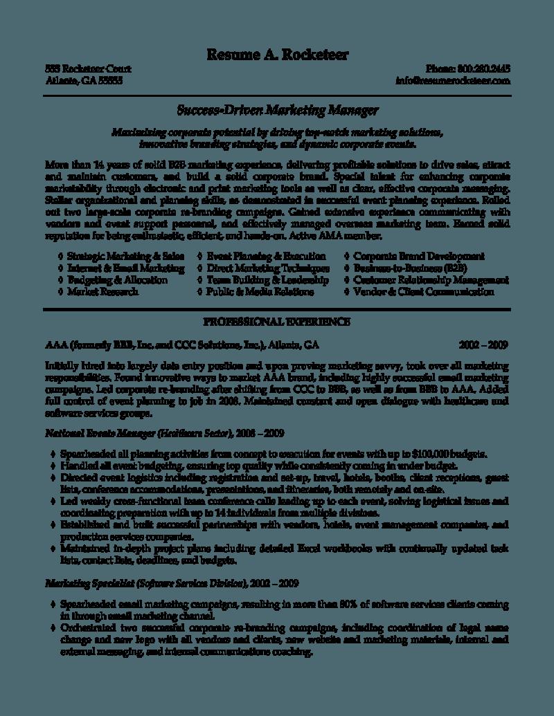 100 usmc professional resume sample objective statements for resume