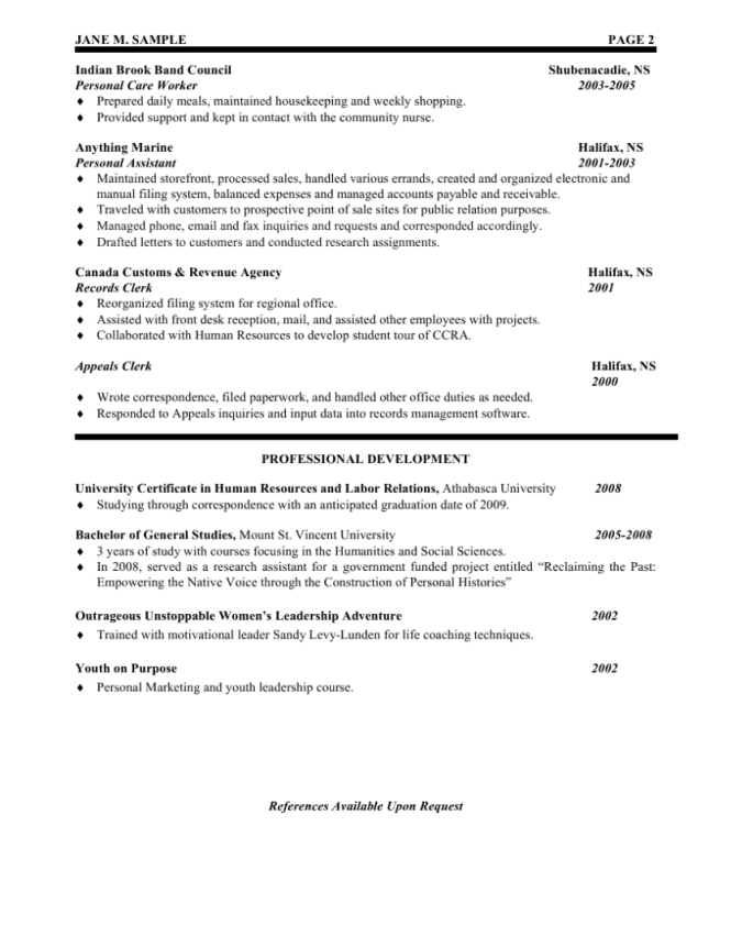 beaufiful hr istant resumes images gallery human resources