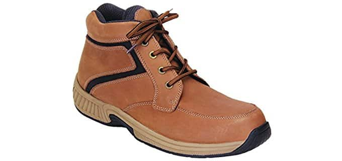 Orthopedic Work Shoes Men