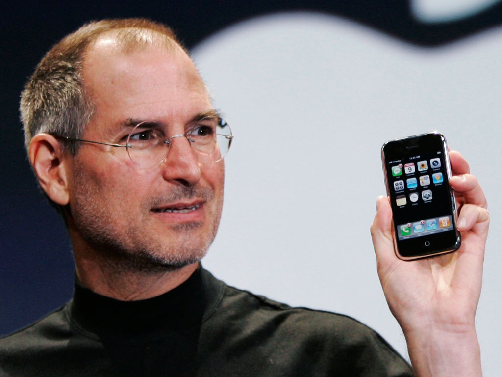 Vision  : Steve Jobs, un visionnaire
