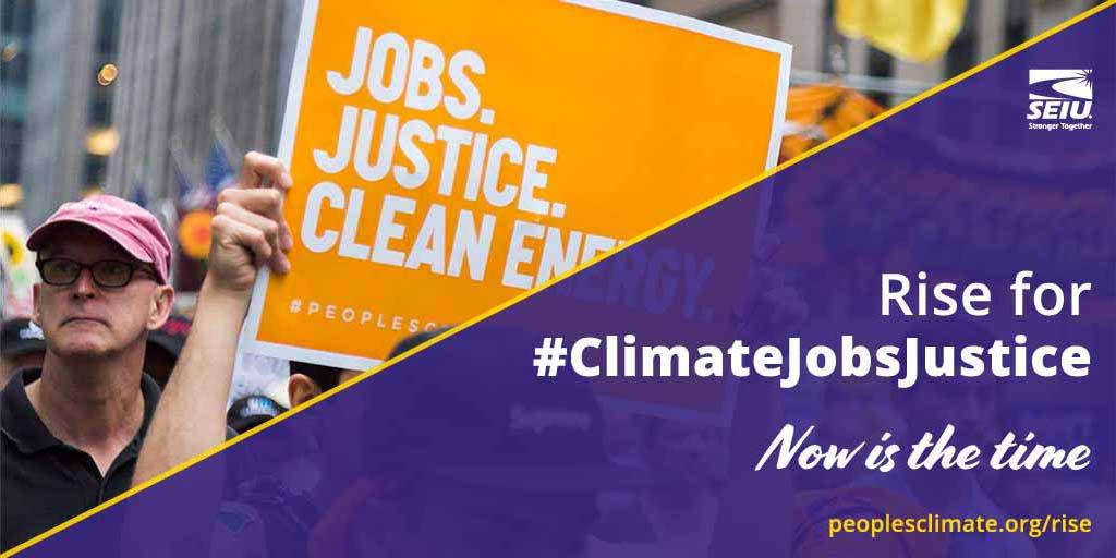 SEIU and Climate Justice