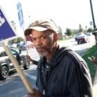 General Motors worker Richard Bell