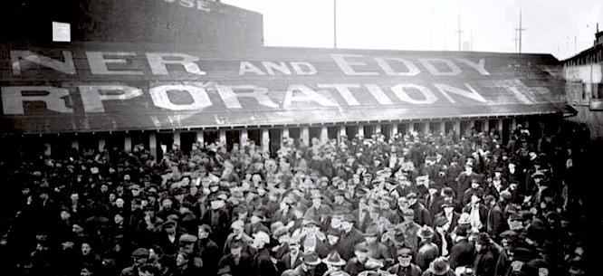 Striking Shipyard Workers