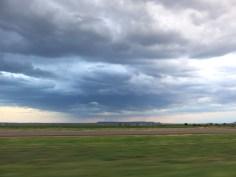 Speedy New Mexico Scenery