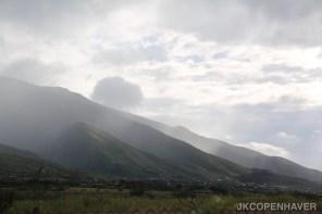 Hana Mountains