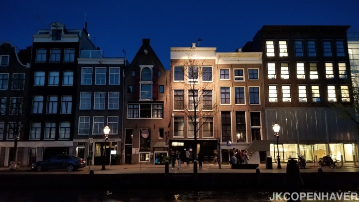Strangled on the Streets of Amsterdam
