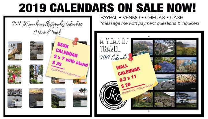 2019 JKC Calendar Snapshot Images