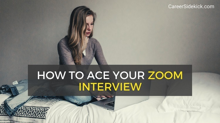 zoom interview tips and preparation