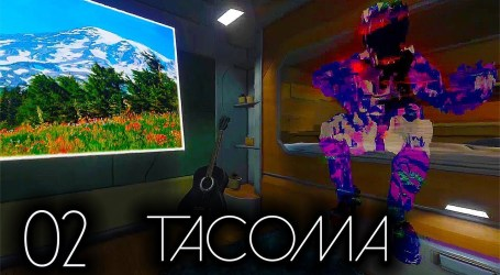 Dating in space and orbital workers rights  – Tacoma (02)