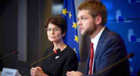 EPSCO Council/Posting of Workers, EU Pillar of social rights – Public Sessions & press conference