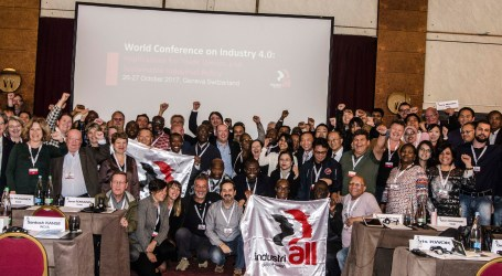 IndustriALL sets strategies for Industry 4.0