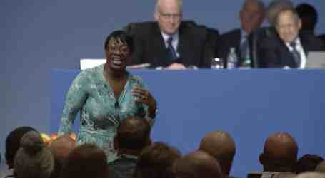 WORKER'S RIGHTS! The Honorable Nina Turner