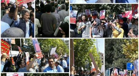 Iran: Bus Workers' Syndicate strongly condemns the state-sponsored, pseudo syndicate, propped up to attack the authentic, autonomous syndicate!
