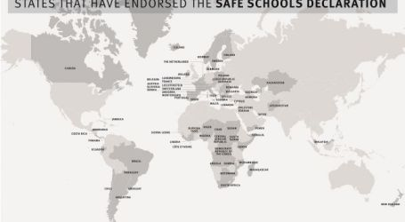 70th country to endorse the Safe Schools Declaration