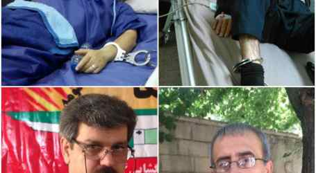 Iran: Urgent Action needed in support of Shahabi & Salehi; Salehi is close to death!