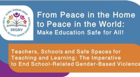 Education unions join in the global call to end school-related gender-based violence
