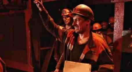 Ukrainian miners face searches and strong pressure