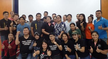Fast food workers in Thailand win first collective bargaining agreements