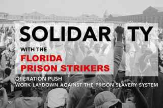 inmates launch month long strike to protest slavery conditions in florida prisons