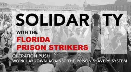 Inmates Launch Month-Long Strike to Protest 'Slavery Conditions' in Florida Prisons