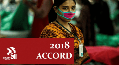 100 days until current Accord ends – labour signatories urge brands to sign onto 2018 Accord