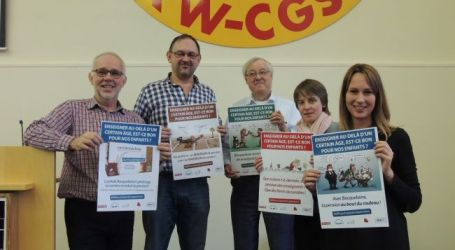 """""""Hands off our pensions"""", say education unions"""