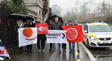 IndustriALL and global unions protest against trials of Algerian trade union leaders