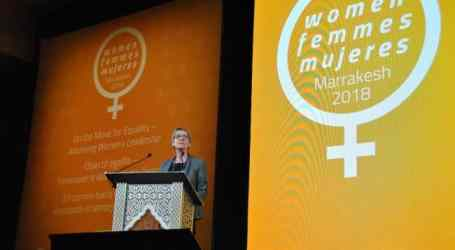 Surfing the wave of uprising for women's rights globally