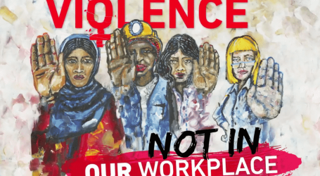 Why unions must act on violence and harassment against women
