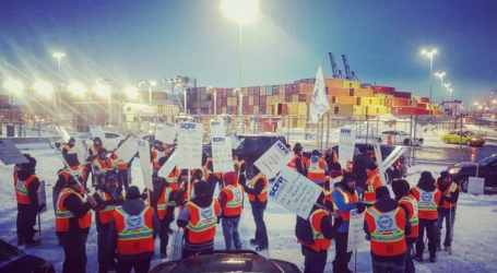 Labour relations at the Montreal Port: Two major settlements and a bad employer