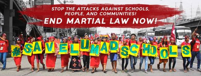 criminalisation of indigenous leaders and human rights defenders