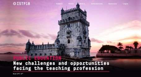 Global dialogue in support of the teaching profession