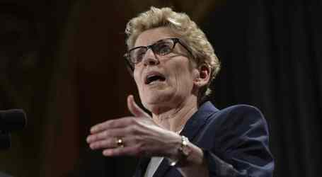 Premier of Ontario killed vital long-term care legislation for an empty Throne Speech
