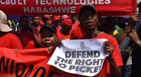 Scrap labour law amendment bills, say unions in South Africa