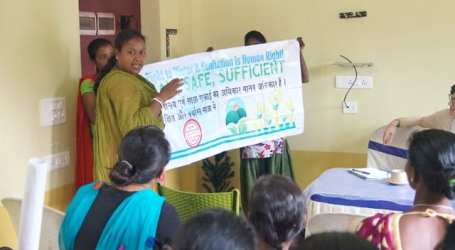 World Water Day: women workers on Indian tea plantations supplying global brands demand their right to water and sanitation