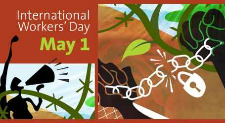 International Workers' Day 2018 | Canadian Union of Public Employees