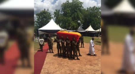 African educators bid farewell to one of their former leaders