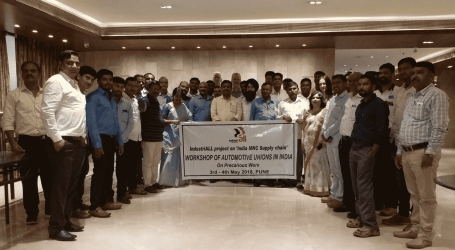 Indian auto unions resolve to fight precarious work