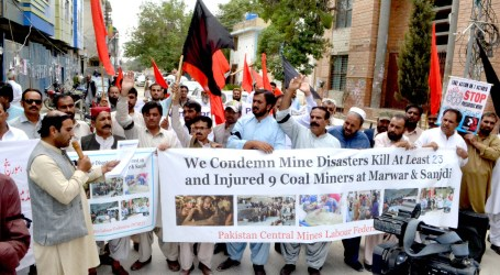 Pakistan's deadly mines – 23 workers killed in one day