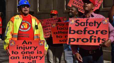 South Africa: Union condemns retrenchment of 1,722 mineworkers at Evander gold mine