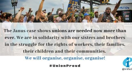 Unions vow to remain strong despite Janus ruling