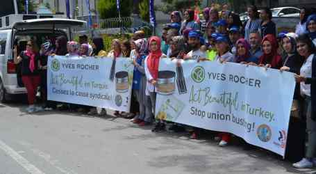 Yves Rocher needs to reinstate sacked workers
